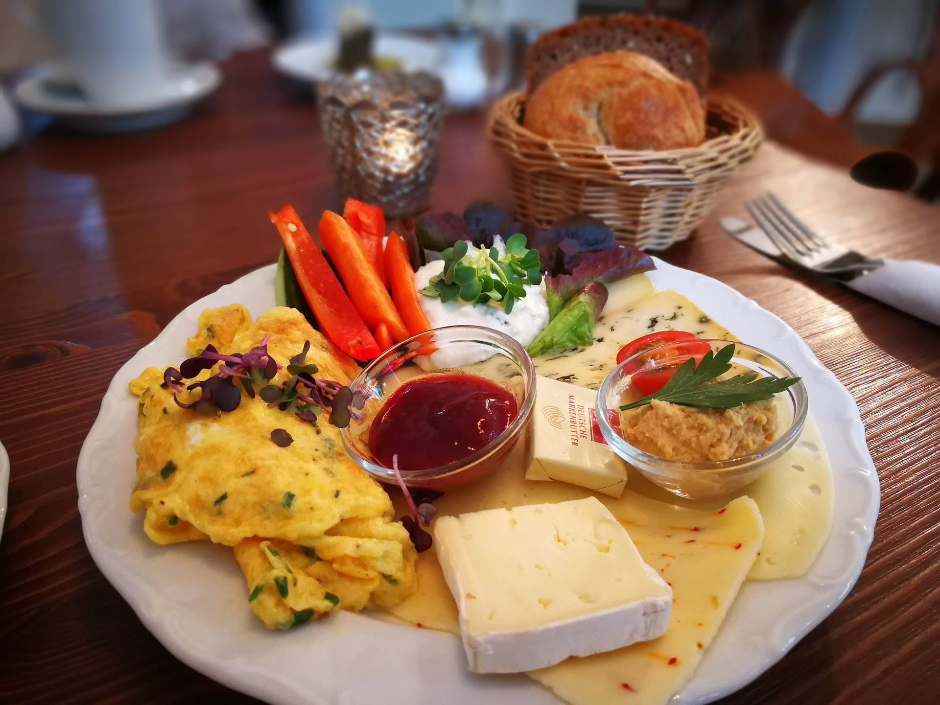 La strategia migliore per una prima colazione all'altezza dell'ospite.