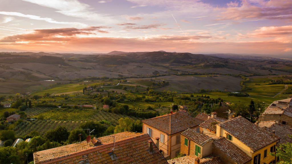 Borgo in Toscana