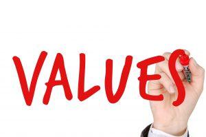 Il tuo valore? I tuoi valori. Dalla conoscenza di sé all'aumento di fatturato.